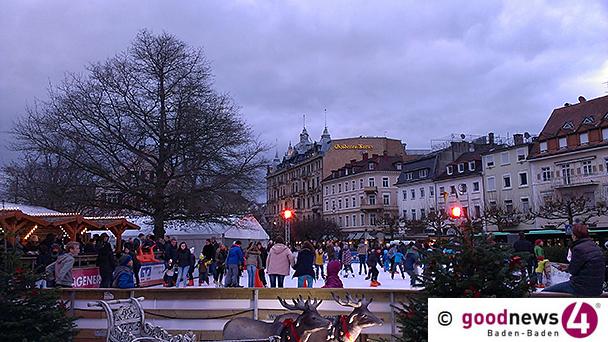 Eröffnung Eisarena Baden-Baden vorläufig abgesagt – Hoffnung auf Dezember