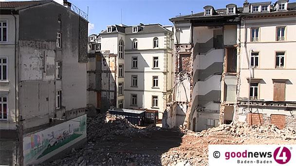 Europäischer Hof Baden-Baden im Zeitplan - Sanierungs-Investment bleibt bei 60 Millionen Euro