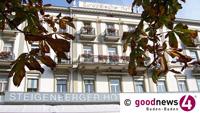 """Europäischer Hof heute überstürzt geschlossen - Gäste mussten in andere Hotels umziehen - Brigitte Goertz-Meissner: """"Ein kleiner Kraftakt"""""""