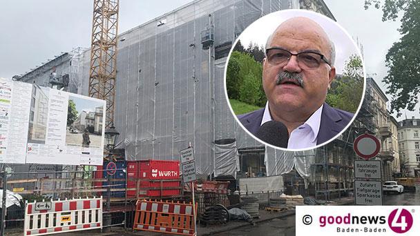 """DEHOGA-Chef Hans Schindler erleichtert über Verkauf Europäischer Hof – """"Freuen uns auf weiteres touristisches Highlight in Baden-Baden"""""""