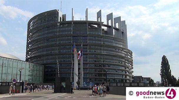 Aus Strasbourg – Green Deal und Debatte über Vorschläge des Verfassungsausschusses