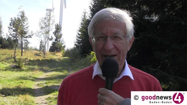 """Weltweit anerkannter Energie-Experte Franz Alt wird 75 - Baden-Badener ist  Bestseller-Autor und Herausgeber des Online-Portals """"Sonnenseite"""""""