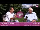 goodnews4-Gespräch zur Bundestagswahl von Christian Frietsch mit Franz Alt