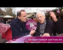 goodnews4-VIDEO-Interview zum Jahreswechsel von Christian Frietsch mit Franz Alt