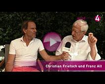 goodnews4-Sommergespräch von Christian Frietsch mit Franz Alt