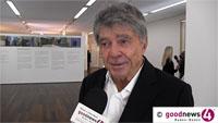 """Frieder Burda im goodnews4-VIDEO-Interview: """"Nobelpreisträger Eric Kandel hat zugesagt die Laudatio zu halten"""" - Kunstwerke auf Baden-Badener Hauswänden - """"Das erste Mal, dass wir aus dem Museum herausgehen"""""""