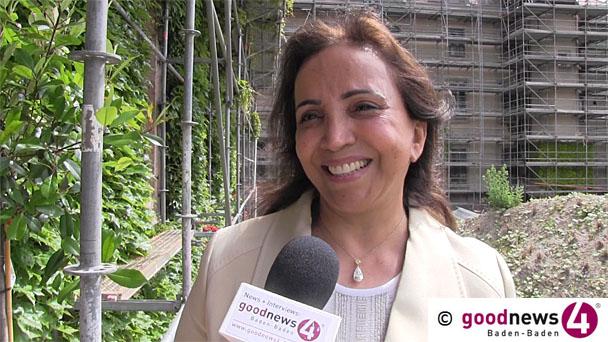 Neue Überraschung von Schloss-Eigentümerin Fawzia Al Hassawi - Mit Beratern aus London und Lobbyisten aus Frankfurt in Baden-Baden unterwegs