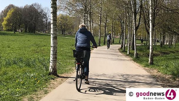 """Grüne haben Fragen zur Fahrradstadt Baden-Baden – Platz 44 bei ADFC-Fahrradklimatest """"enttäuschend"""""""