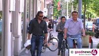Rathaus mahnt: Licht-Check - Mit dem Rad durch die dunkle Jahreszeit