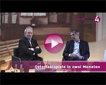 Osterfestspiele in zwei Monaten | Andreas Mölich-Zebhauser, Martin Hoffmann