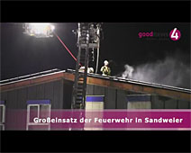Brand in Sandweier | Interview mit Friedrich Tannenberg