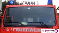 Heldentat eines Paketboten im Landkreis Karlsruhe – Brand in Einfamilienhaus gelöscht