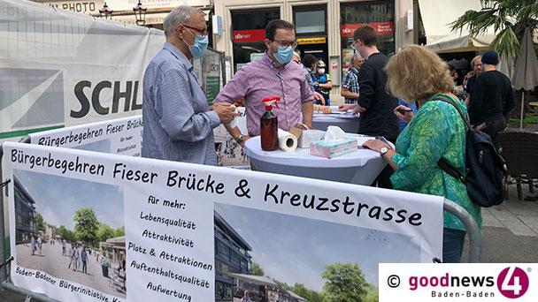 """Bürgerentscheid kostet 80.000 Euro – Baden-Badener Rathaus: """"3.188 gültige Unterschriften"""" – Wichtiger Beitrag für lebendige Demokratie"""
