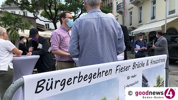 """Bürgerbegehren in Baden-Baden erfolgreich – Jörg Grütz: """"Gott sei Dank haben wir uns nicht darauf verlassen, dass es im Gemeinderat eine Mehrheit gibt"""""""