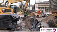Vollsperrung in Baden-Badener Innenstadt – Reinhardt-Fieser-Brücke wird nächste Woche in 20 Teile zersägt