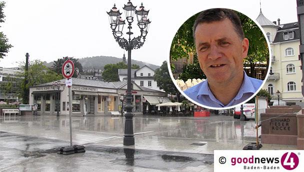 """""""Unwahr ist die Aussage der Grünen"""" – Baden-Badener CDU-Fraktionschef Ansgar Gernsbeck begründet Vorwurf – Mit Bürgerbegehren nicht einverstanden – """"Zerrissenheit wird bleiben"""""""