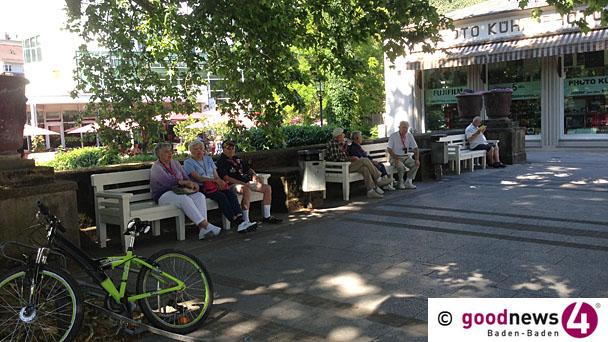 90-jähriger Baden-Badener von Gauner verfolgt und beraubt - Gemeine Strategie begann auf einer Bank an der Fieserbrücke