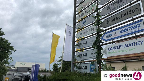 Jedes achte Baden-Badener Unternehmen in Kurzarbeit – 886 Unternehmen betroffen – Im Mai nur noch geringer Ansturm
