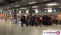 """FKB sieht """"weiteren Meilenstein in der Geschichte des Flughafens"""" – 1,3 millionster Fluggast"""