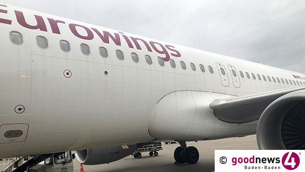 Eurowings streicht Flüge von Baden-Baden nach Berlin – Wolfgang Grenke bedauert Berlin-Aus