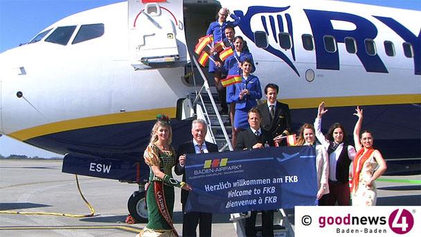 """Ryanair streicht Marrakesch Lanzarote Faro, Stockholm – Flughafen-Chef Jung: """"Herber Rückschlag"""""""