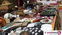 Flohmarkt bei EurAka am Samstag