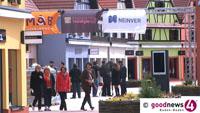 Kampfansage an Baden-Badener Einzelhändler und Kaufhäuser – Bus-Shuttles ab sofort täglich nach Roppenheim