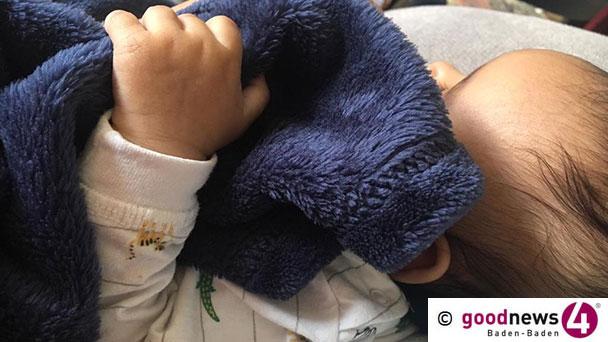 Neue süße Babys im Baden-Badener Standesamt angemeldet