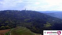 UN-Preis für Nationalpark - Aktivisten von Bundes-Umweltminister Altmaier ausgezeichnet - Baden-Badener Kommunalpolitiker dürfen mitfeiern