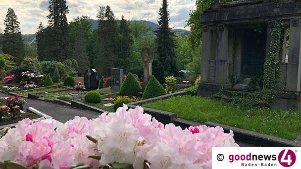 Neue Regeln auf dem Friedhof – Abstandsbestimmungen gelten nicht für alle