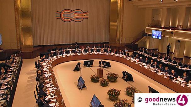 """Dürftige Schlusserklärung des G20-Gipfels in Baden-Baden - Wolfgang Schäuble: """"In der Sache nicht viel weiterführend"""" - Gerüchte um Obama-Besuch in Baden-Baden"""
