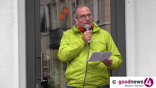 """Neue grüne Partei tritt in Baden-Baden an – Klimaliste-Kandidat Günther Beikert: """"Klimaschutz wieder nach oben bringen"""""""
