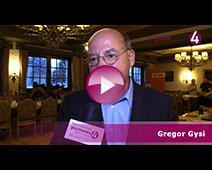 goodnews4-Interview mit Gregor Gysi zur Wohnungspolitik