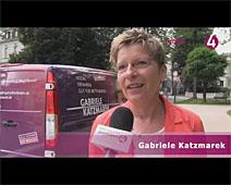 SPD-Bundestagskandidatin Gabriele Katzmarek im goodnews4-Interview