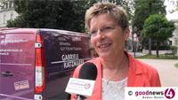 Neue Bundestagsabgeordnete Gabriele Katzmarek berichtet aus Berlin - Neuwahlen des SPD-Kreisvorstandes Rastatt/Baden-Baden am Mittwoch in Gaggenau