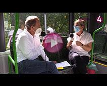 Teil 1 goodnews4-Gespräch im Bus | Christian Frietsch und Gabriele Katzmarek