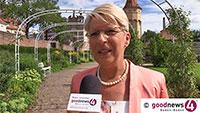 """Heute Morgen in Lichtental – SPD-Bundestagskandidatin Katzmarek gibt """"Auskunft darüber, wie Deutschland mit Olaf Scholz nach der Wahl gerechte Wege aus der Pandemie finden kann"""""""