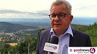 Minister Guido Wolf freut sich über gutes Tourismushalbjahr – Eine Millionen Übernachtungen mehr als im Vorjahreszeitraum