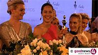 """Baden-Badener Party des Jahres im Brenners - SPA Award für Schweinsteiger-Ehefrau Ana Ivanovic - Franziska van Almsick beklagt dramatisches Phänomen: """"Nur noch jedes vierte Kind lernt Schwimmen"""""""