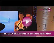 GALA SPA Awards im Brenners Park-Hotel