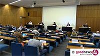 Sondersitzung Baden-Badener Gemeinderat zur Corona-Krise – OB Mergen blieb peinliche Diskussion erspart – Dramatische Verschuldung droht