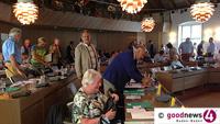 HEUTE GENAU VOR EINEM JAHR: Regierungspräsidium Karlsruhe ordnet Neufeststellung des Baden-Badener Wahlergebnisses an – Durchatmen bei FBB – Markus Fricke bleibt gewählter Stadtrat