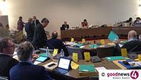 """Drei Baden-Badener Stadträte bringen Licht ins Dunkel - Eidesstattliche Versicherungen zu VIP-Lounge-Aussage von Stadtrat Heinz Gehri - OB Mergen wandte sich an Gemeinderäte: """"Gehris Bitte, ihm zu helfen"""""""