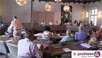 Baden-Badener Gemeinderat stimmt für Schloss-Vertrag mit Fawzia Al Hassawi - CDU, SPD und Freie Wähler dafür - Grüne und FDP dagegen - Heftige Angriffe gegen Martin Ernst