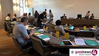 Keine Sitzung des neuen Gemeinderats am Montag in Baden-Baden – Dringende Empfehlung aus Karlsruhe - Rathaus verschiebt konstituierende Sitzung