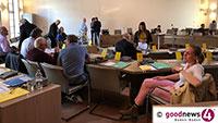 HEUTE GENAU VOR EINEM JAHR: Nur FDP-Fraktionschef Rolf Pilarski blickte über den lokalen Tellerrand – Baden-Badener Stadtverwaltung findet Mehrheit für Behördennummer 115