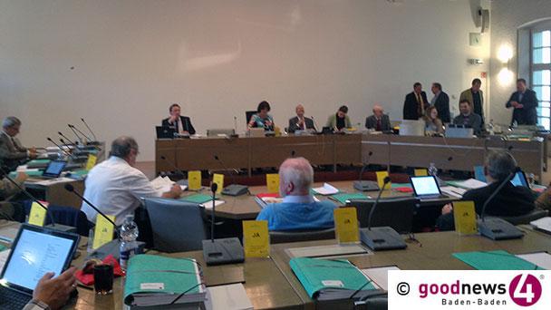 Beate Böhlen Stürmte Aus Dem Baden Badener Gemeinderatssaal G20