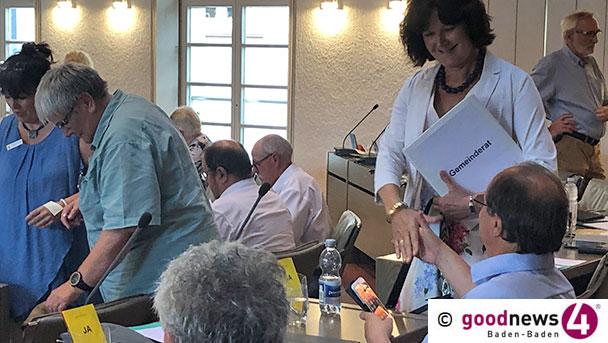 Wahlanfechtung in Baden-Baden wird ab Donnerstag geprüft – Hat Nora Waggershauser Hans Schindler ohne Rückhalt aus dem Kurgarten gekickt? – goodnews4-Protokoll zur Gemeinderatssitzung