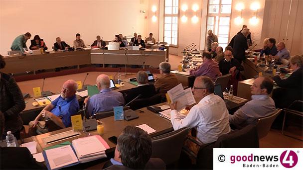 """Baden-Badener Gemeinderat über OB-Absage an Juden im Bilde - SPD-Fraktionschef Kurt Hochstuhl: """"Information wurde Fraktionsvorsitzenden bekannt gegeben"""" - Stadtrat Rolf Pilarski: """"Unterrichtung des Gemeinderates hat stattgefunden"""""""