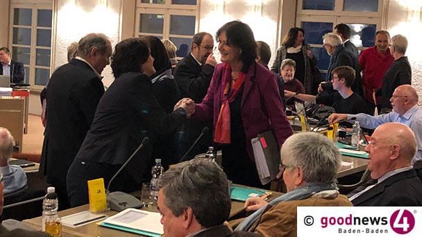 Politikwende im Baden-Badener Rathaus angekommen – Signalwirkung Aumatt-Entscheidung – CDU überlässt FBB Aufarbeitung der Leo-Affäre